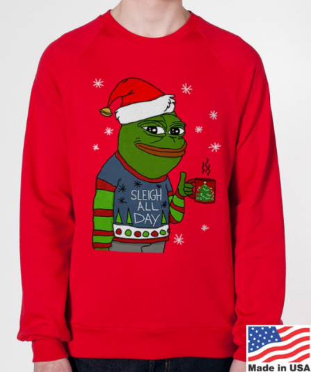 pepexmasshirt